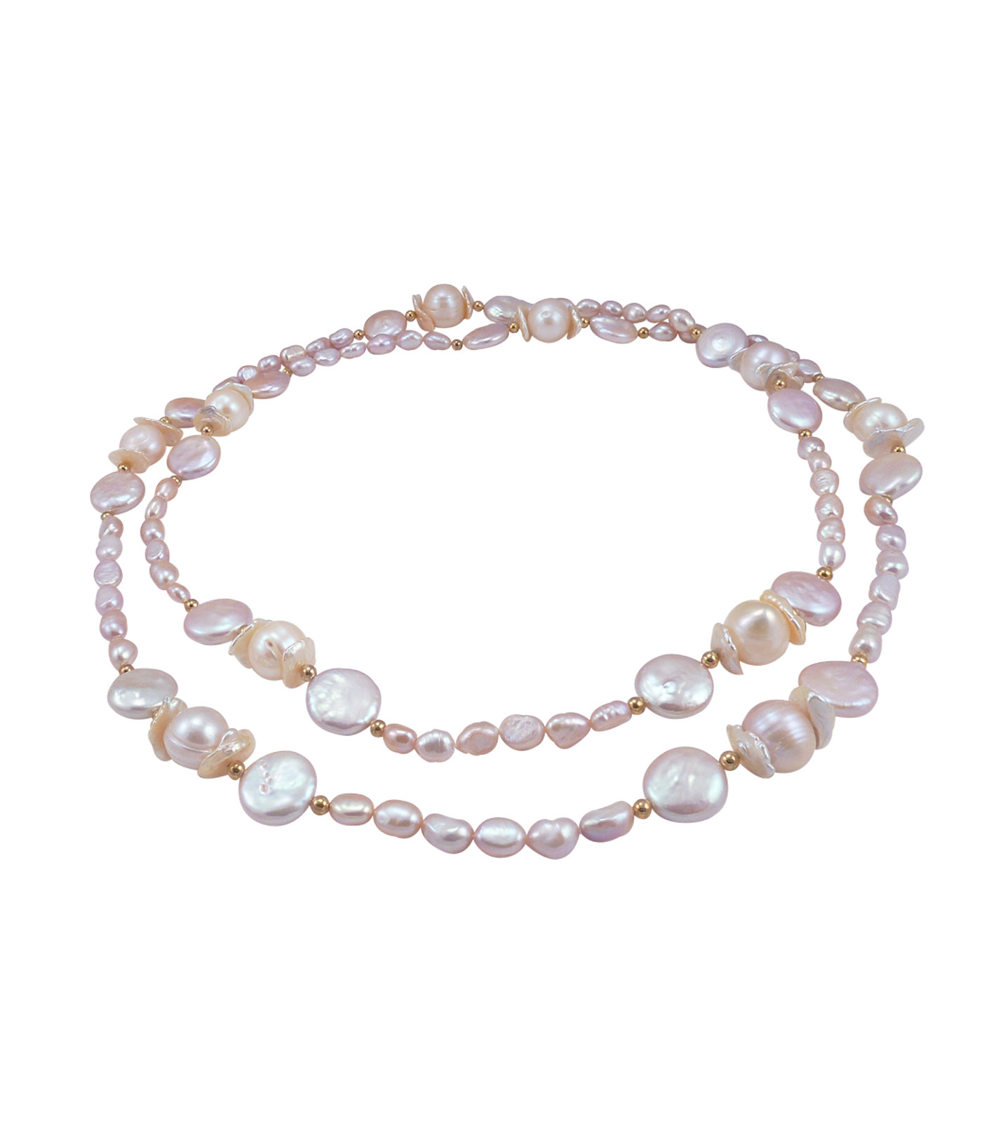 pearl s claire faux graduated jewellery necklace