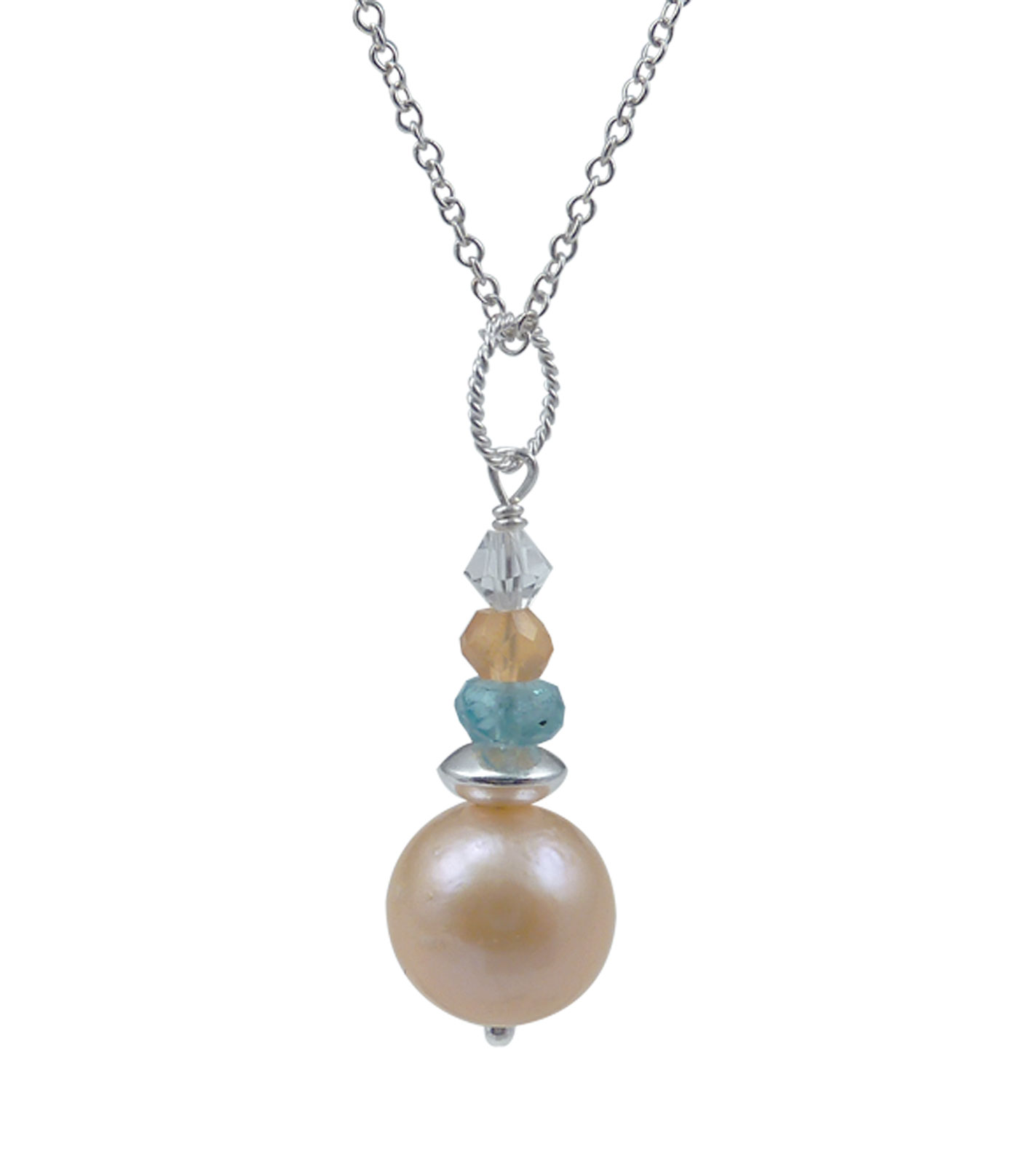 jewelry pendant opal with black south necklaces shop mikimoto pearls zadok sea