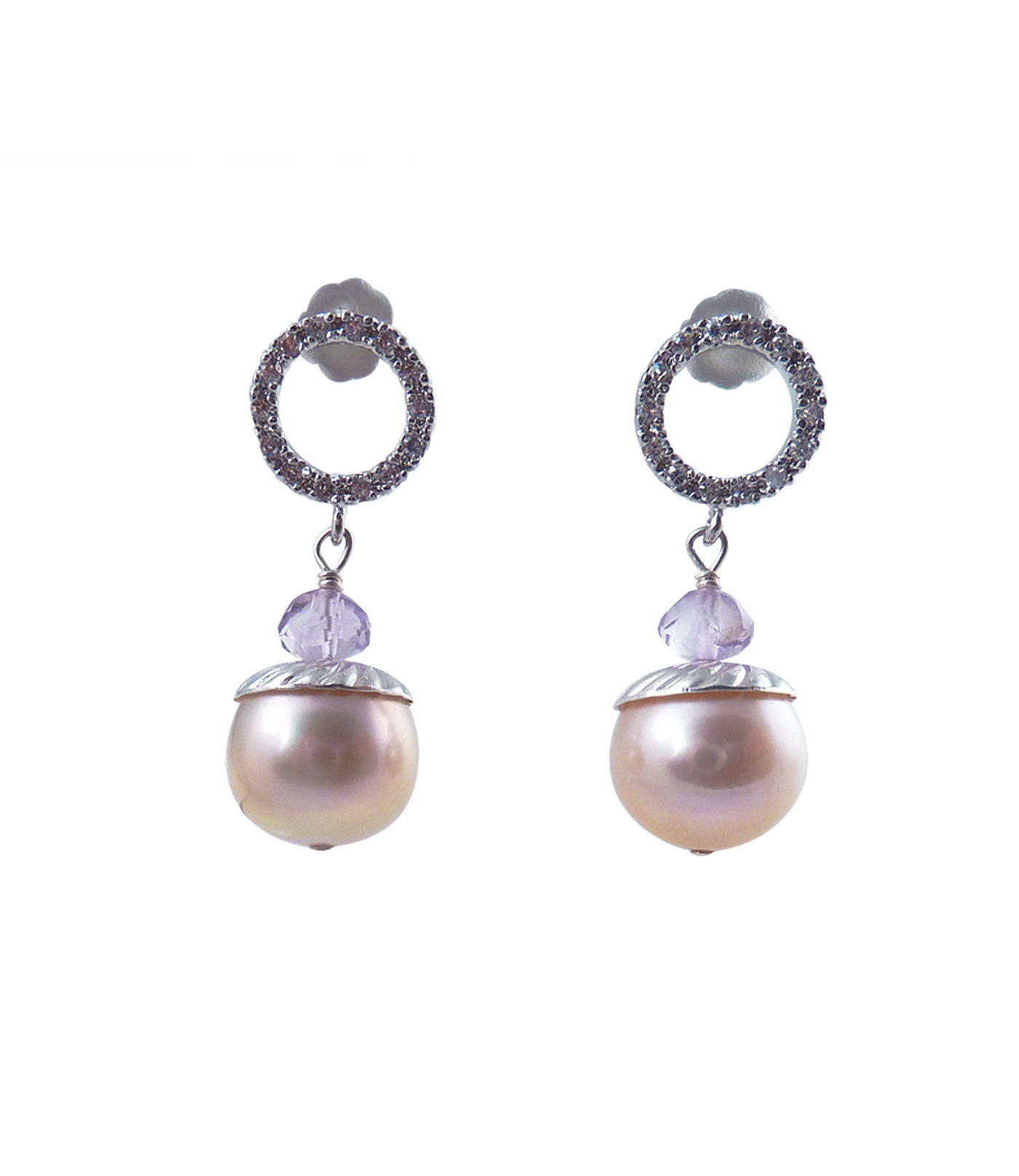 earrings pearls ted muehling pearl pink jewelry designers small insp august shop